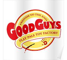 the Good guys - childs play Poster