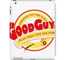 the Good guys - childs play iPad Case/Skin