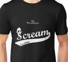the woodsboro scream Unisex T-Shirt
