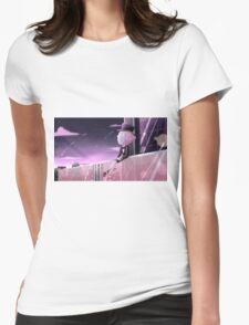 It's Over, Isn't It? Womens Fitted T-Shirt