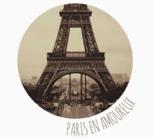 Paris en amoreaux Kids Tee