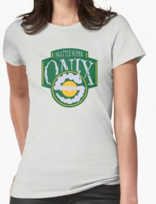 Seattle Super Onix Womens Fitted T-Shirt