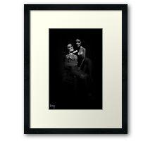 Prey  Framed Print