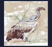 White-backed Vulture Kids Tee
