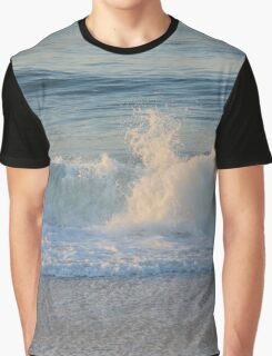 Atlantic Ocean Beach | Fire Island, New York Graphic T-Shirt