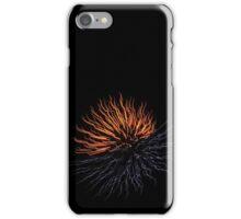 Two-tone Firework iPhone Case/Skin