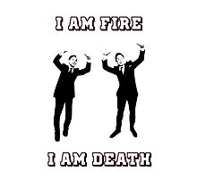 I am fire, I am death by abandaa