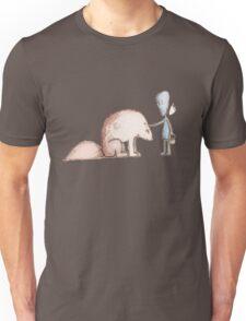 Ego Makes A Friend Unisex T-Shirt