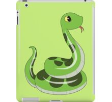 Chibi snake iPad Case/Skin