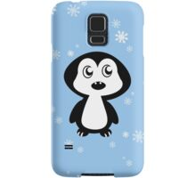 Penguin Blue Samsung Galaxy Case/Skin