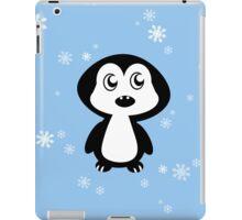Penguin Blue iPad Case/Skin