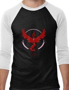 Pokemon Valor Team Men's Baseball ¾ T-Shirt