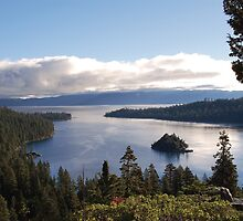 Emerald Bay by Jared Manninen