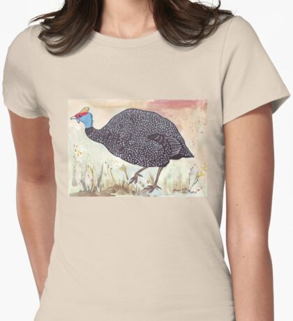What's it worth in Guineas? Womens Fitted T-Shirt