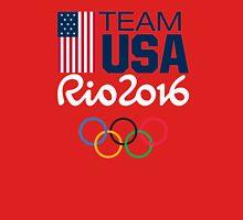 TEAM USA Olimpics RIO Unisex T-Shirt