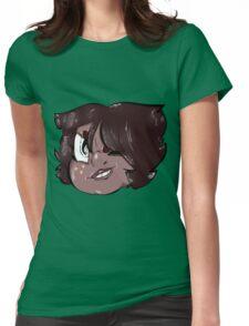 Smoky Quartz Steven Universe Product Set Womens Fitted T-Shirt