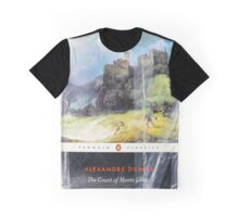 The Count Of Monte Cristo By Alexandre Dumas | My Favorite Book  Graphic T-Shirt