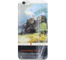 The Count Of Monte Cristo By Alexandre Dumas   My Favorite Book  iPhone Case/Skin