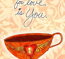 What my Coffee says to me -  June 21, 2012 by catsinthebag