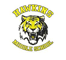 Hawkins Middle School Photographic Print