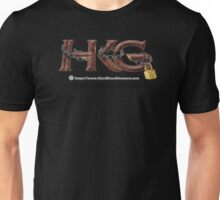 Rock Out with Hard Knock Gamers Unisex T-Shirt