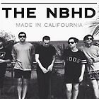 "The Neighbourhood NBHD ""MADE IN CALIFOURNIA"" WIDE FIT For Tee's and Posters by ninagi"