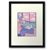 Dream: Kirk Framed Print