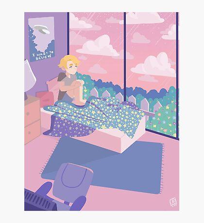 Dream: Kirk Photographic Print