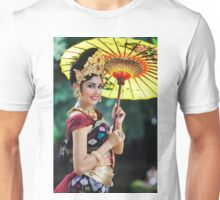 Balinese Woman Unisex T-Shirt