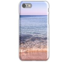 BEACH DAYS IV iPhone Case/Skin