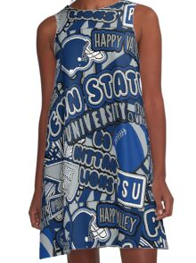 Penn State A-Line Dress