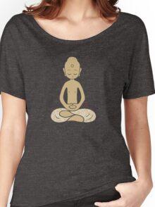 Little Buddha   Women's Relaxed Fit T-Shirt