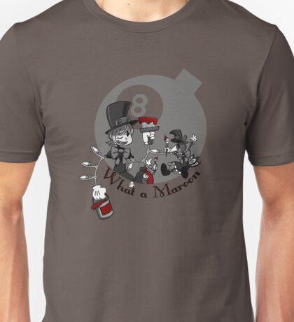 Skullgirls-Peacock Unisex T-Shirt