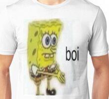 Spongebob Boi Meme Unisex T-Shirt