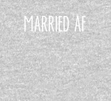 Married AF Unisex T-Shirt
