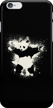 Bansky Panda by Mark Walker
