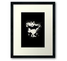 Bansky Panda Framed Print