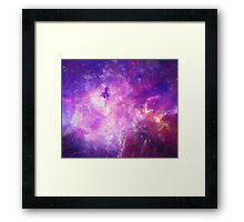 Space Two Framed Print