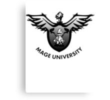 Mage University Canvas Print