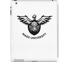 Mage University iPad Case/Skin