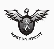 Mage University Kids Tee