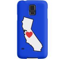 I Love California Samsung Galaxy Case/Skin