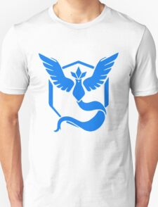 Team Mystic Pokemon GO! Unisex T-Shirt