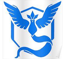 Team Mystic Pokemon GO! Poster