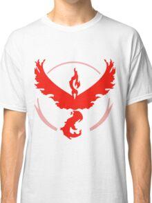 Team Valor Pokemon GO! Classic T-Shirt