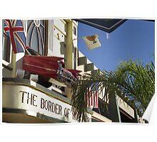 Hard Rock Cafe, Tijuana Poster