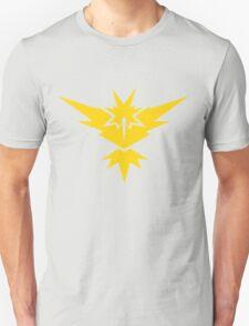 Team Instinct Pokemon GO! Unisex T-Shirt