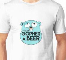 Gopher A Beer Unisex T-Shirt