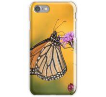 Monarch 2016-3 iPhone Case/Skin