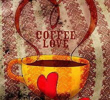 What my Coffee says to me -  November 27, 2012 by catsinthebag